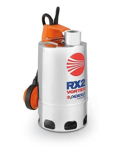 Υποβρύχιες Αντλίες Ανοξείδωτες Λυμάτων - για βρώμικο νερό RX-VORTEX