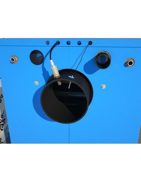 Λέβητας Ξύλου Ελεγχόμενης Καύσης Axinar / 60kw