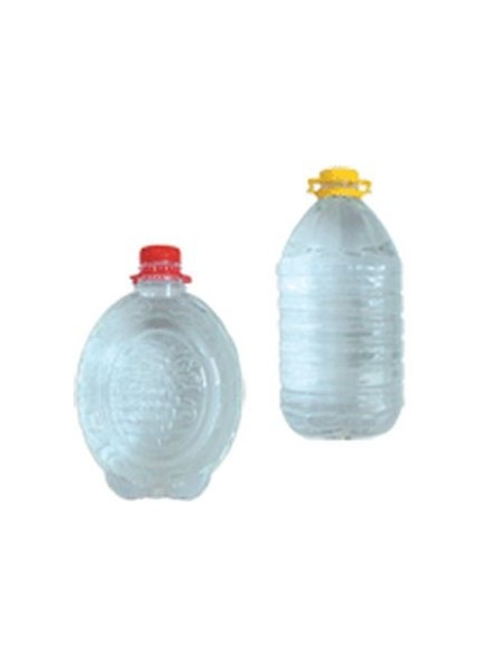 Μπουκάλια Πλαστικά με Καπάκι & Χερούλι 0,5-10λιτ.