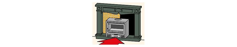 Κασέτες θέρμανσης | Κασέτες ξύλου | Κασέτες | Ξύλου